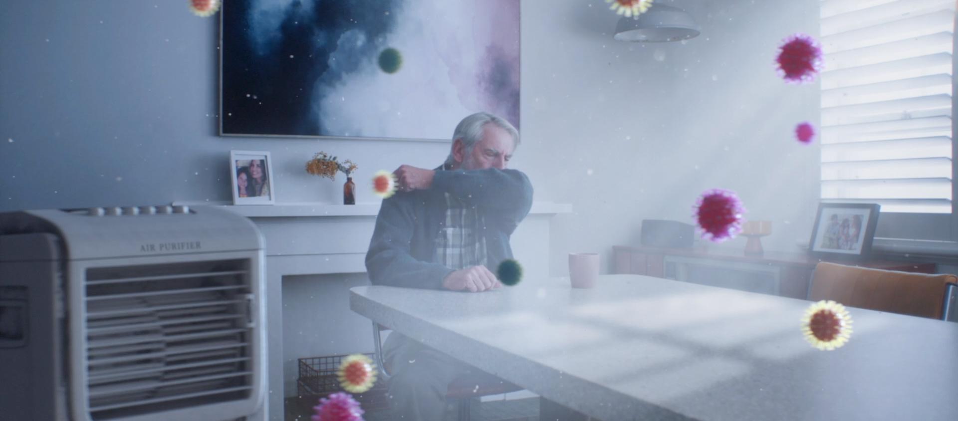 Zanieczyszczenia wewnątrz pomieszczeń - blog VBreathe