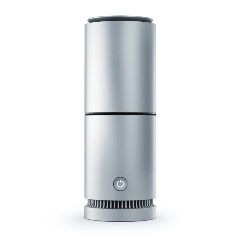 Oczyszczacz powietrza z funkcją detoksykacji VBreathe Tasman, srebrny