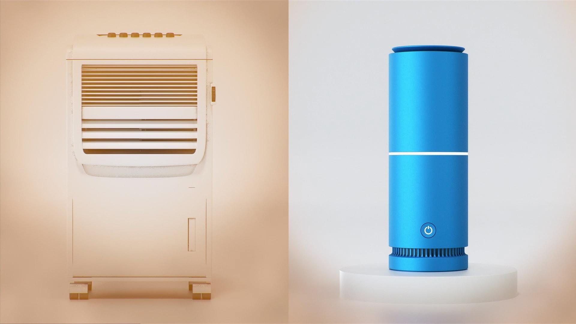 Porównanie: VBreathe Tasman vs. inne oczyszczacze powietrza