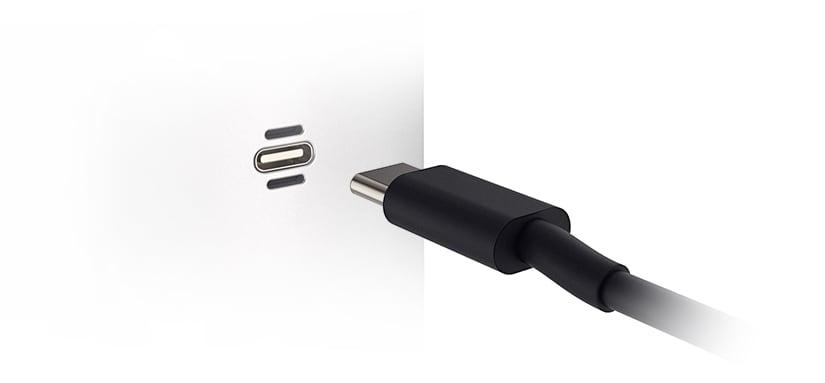 Gniazdo ładowania typu USB-C